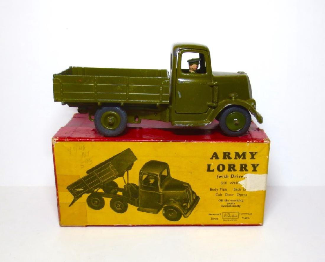 Britains Army Lorry with Driver Set #1335