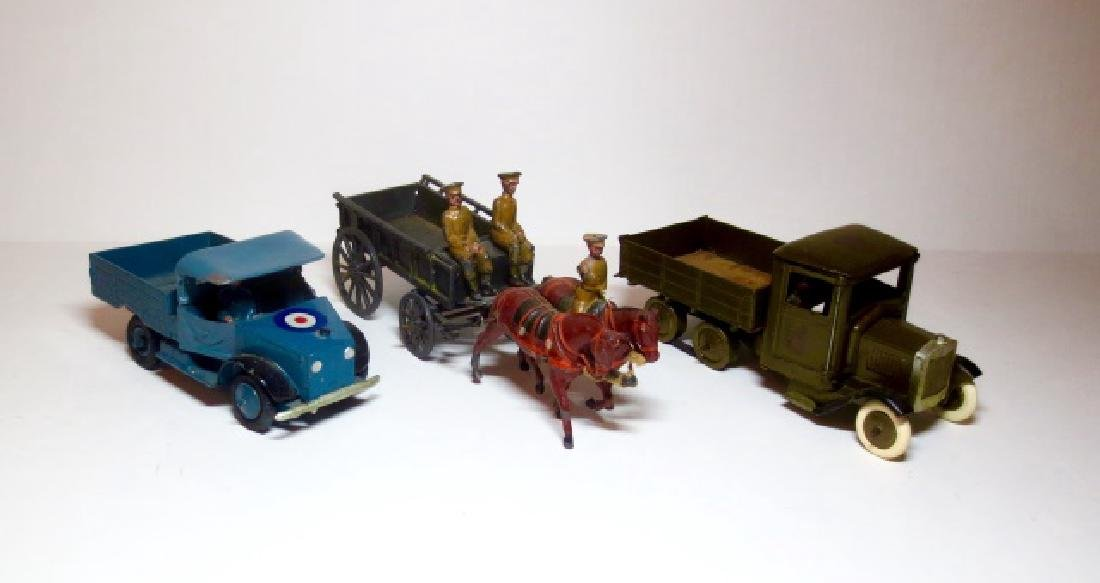 Britains Military Vehicle Assortment