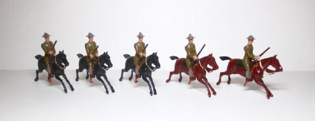 Britains US Cavalry Service Dress Set #227