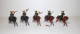 Britains Russian Cossacks Cavalry Set #136