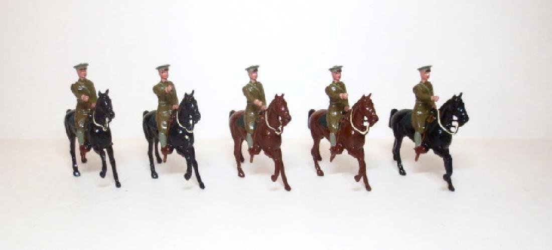 Britains U.S. Cavalry Service Dress Set #229