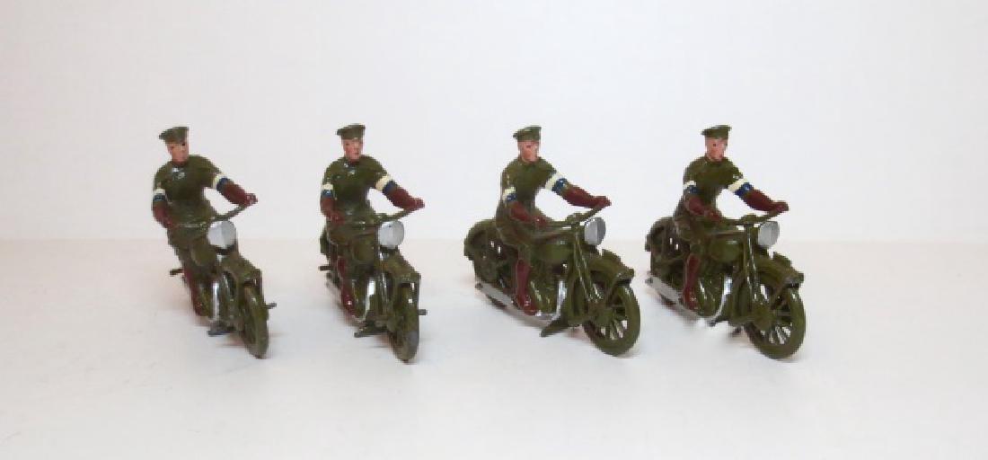 Britains Motorcycle Dispatch Set #1791