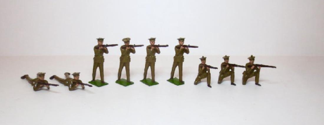 Britains Infantry from Set #1260
