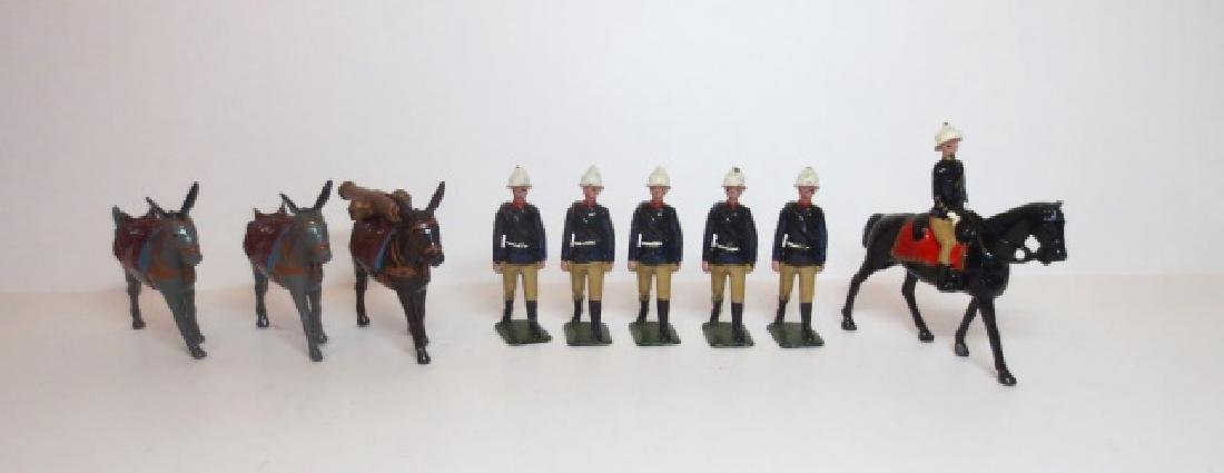 Britains Royal Mountain Artillery Assortment