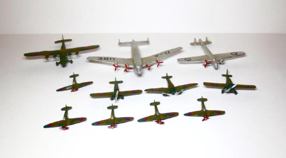 Dinky Airplane Assortment