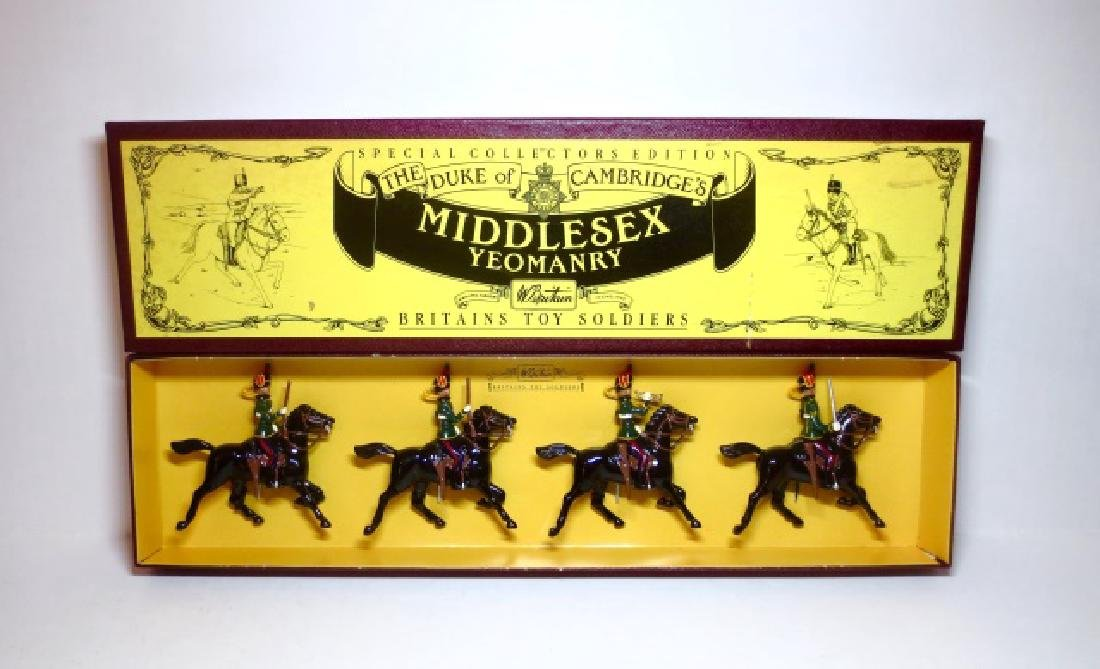 Britains Middlesex Yeomanry Set #8812