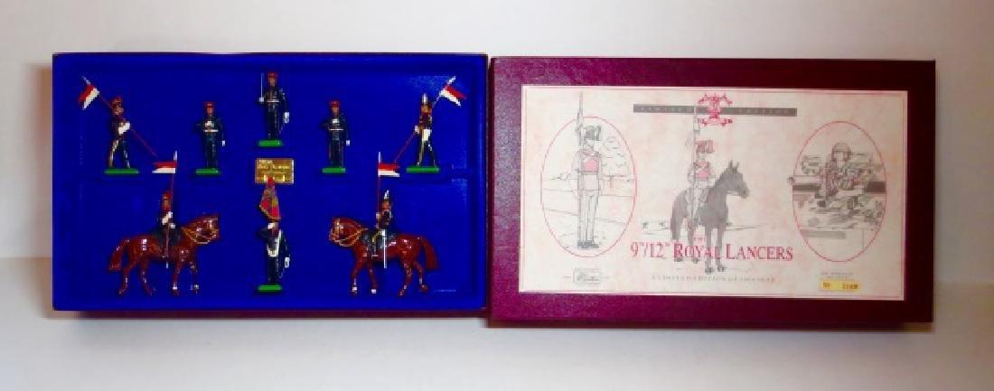 Britains The 9th/12th Royal Lancers Set #5392