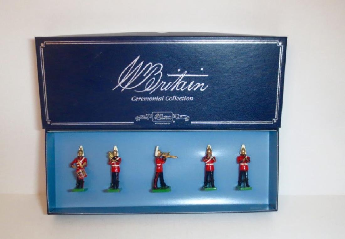 Britains The Band of the Life Guards Set #00157