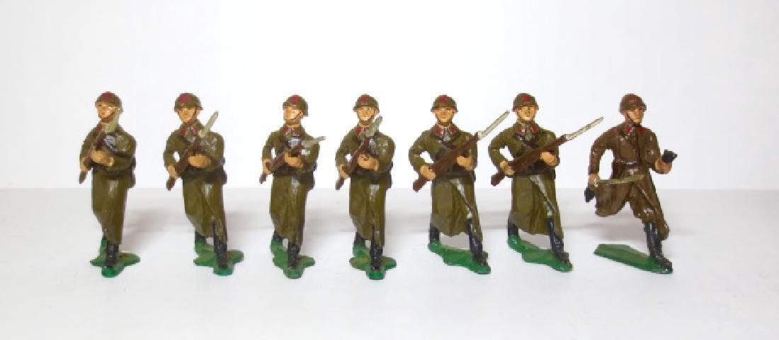 Authenticast Russian Infantry Set