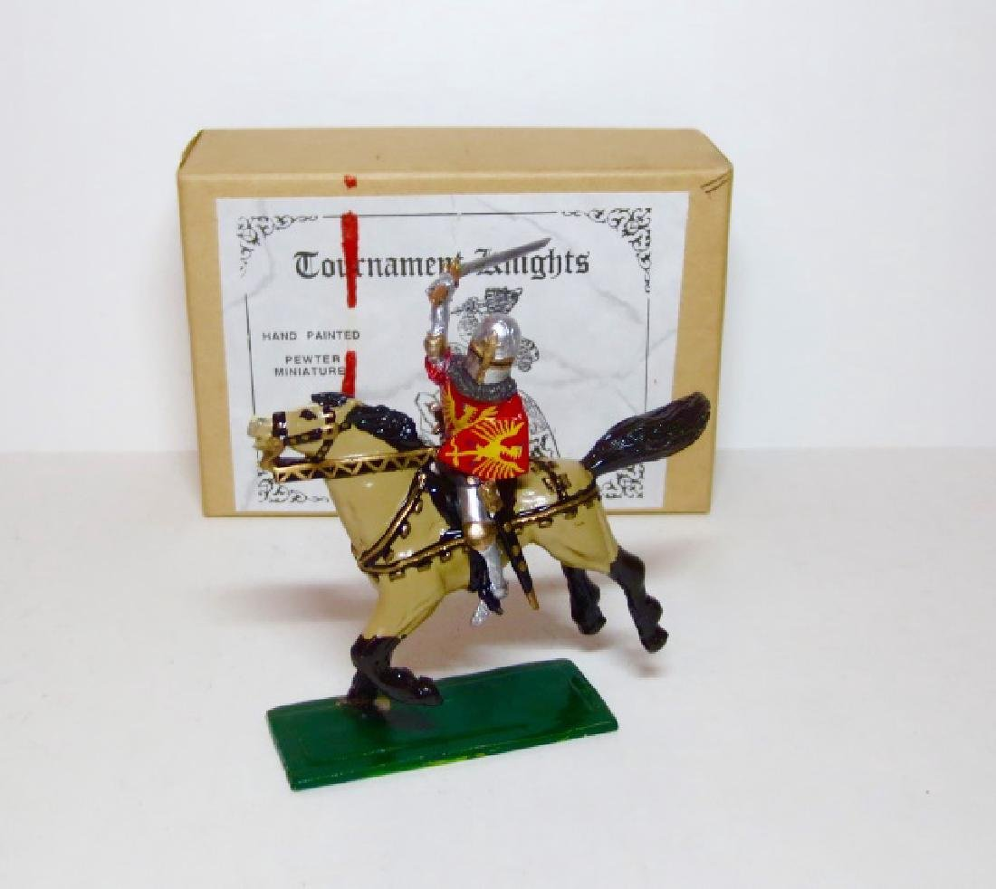 Hornung Sir Henry Sopailile Mounted with Sword