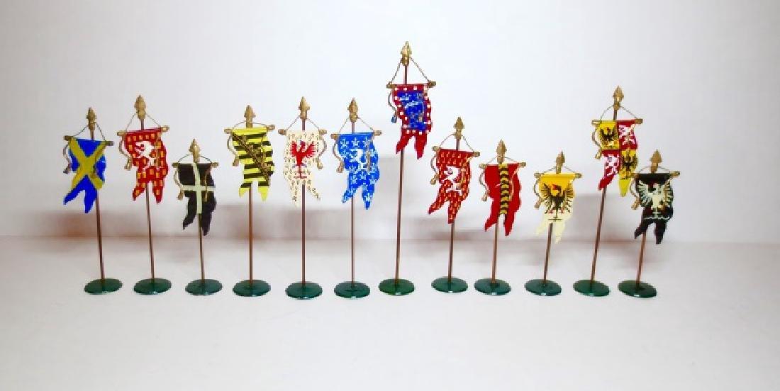 Hornung Tournament Knights Banner Assortment