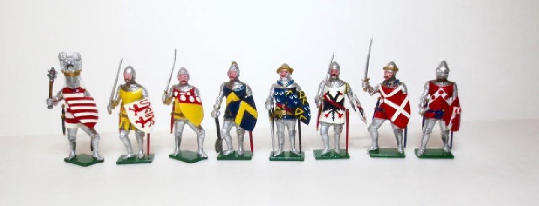 Tradition Medieval Knights Set