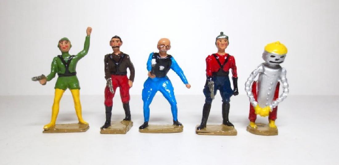Reproduction Britains Buck Rodgers Assortment