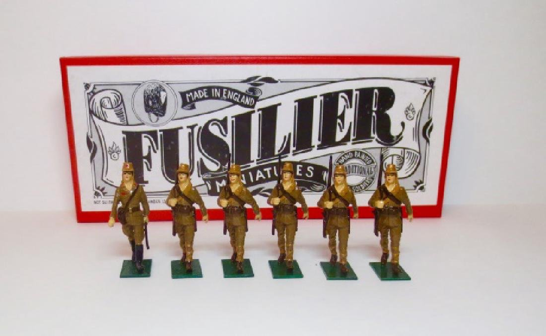 Fusilier WW2 Japanese Infantry Set