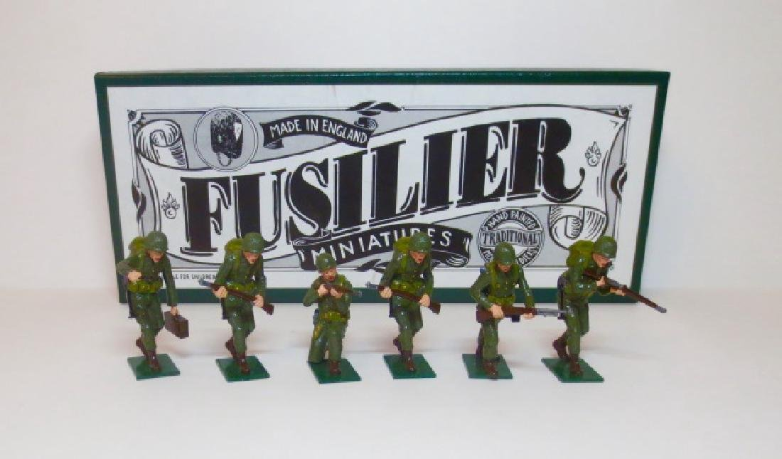Fusilier WW2 Battle Set #100