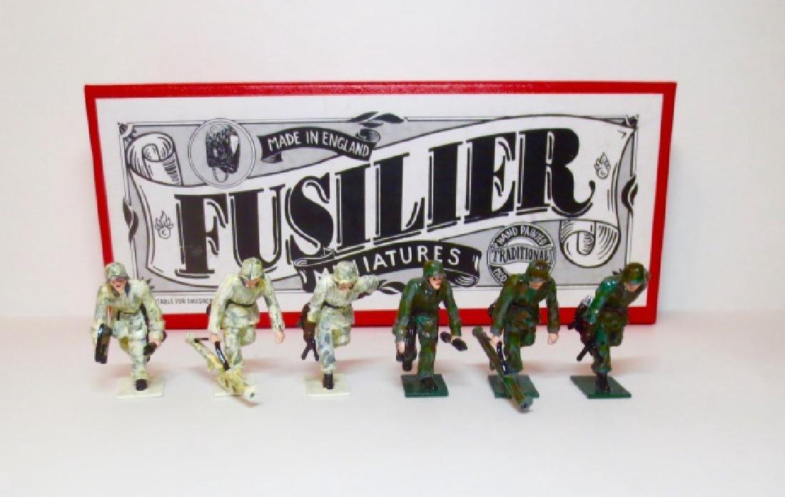 Fusilier WW2 Rocket Section Eastern/ Western
