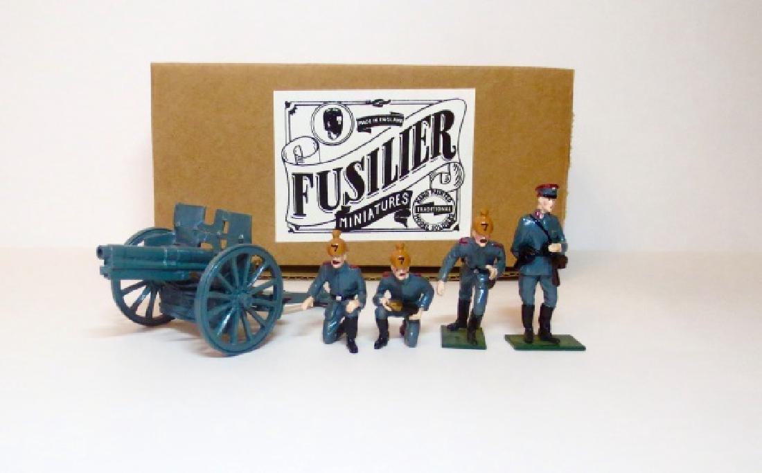 Fusilier WW1 German Artillery Set