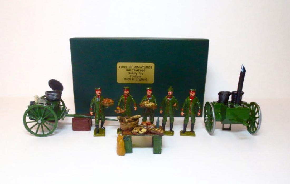 Fusilier WW1 Field Kitchen Set #WW157