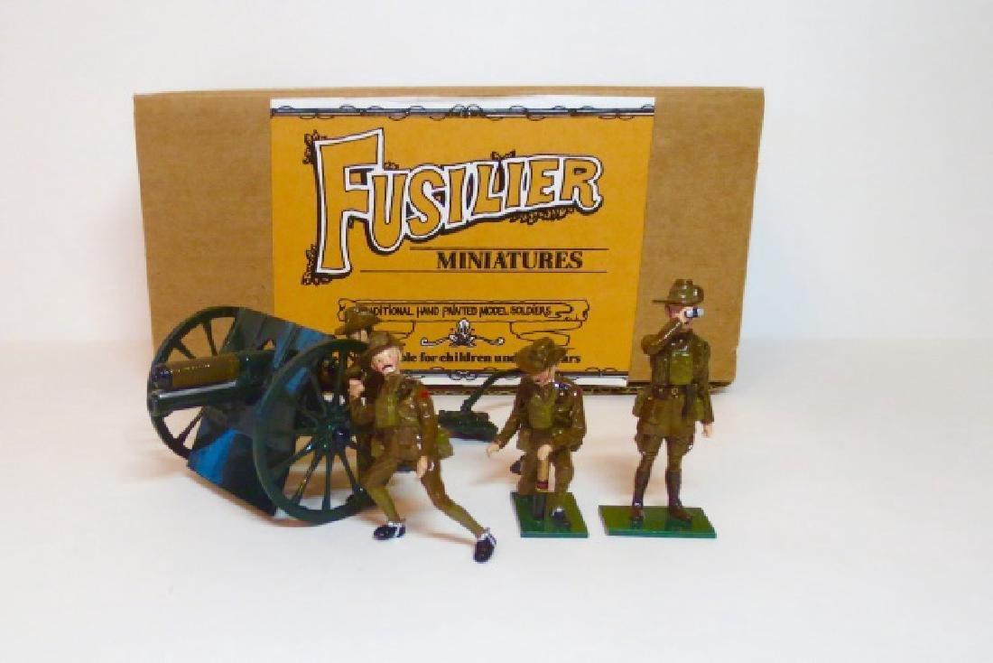 Fusilier WW1 Australian Artillery Set