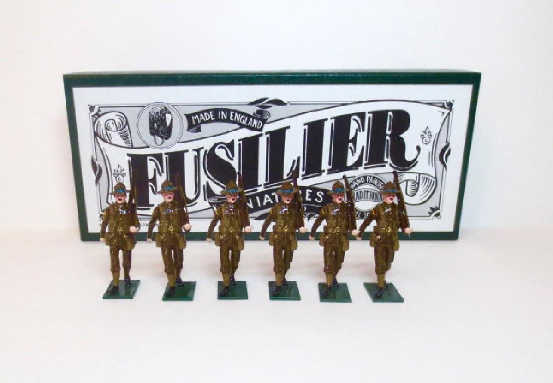Fusilier WW1 US Infantry Marching Set