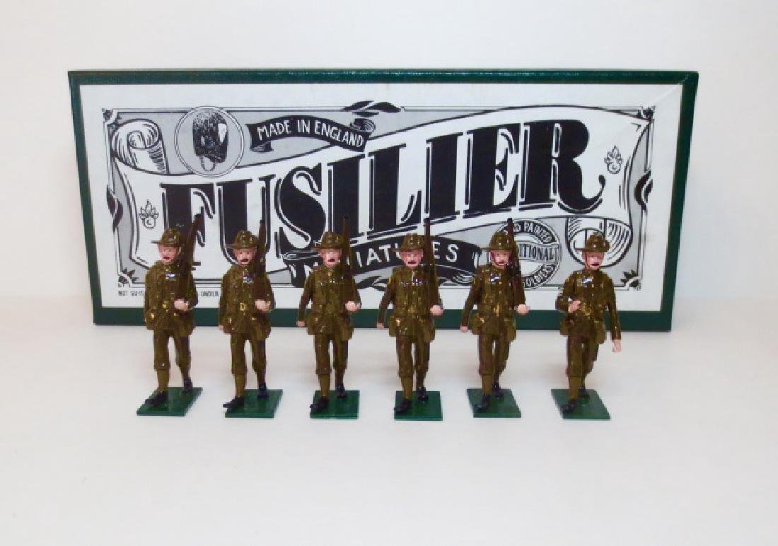 Fusilier WW1 Australian Infantry Marching Set