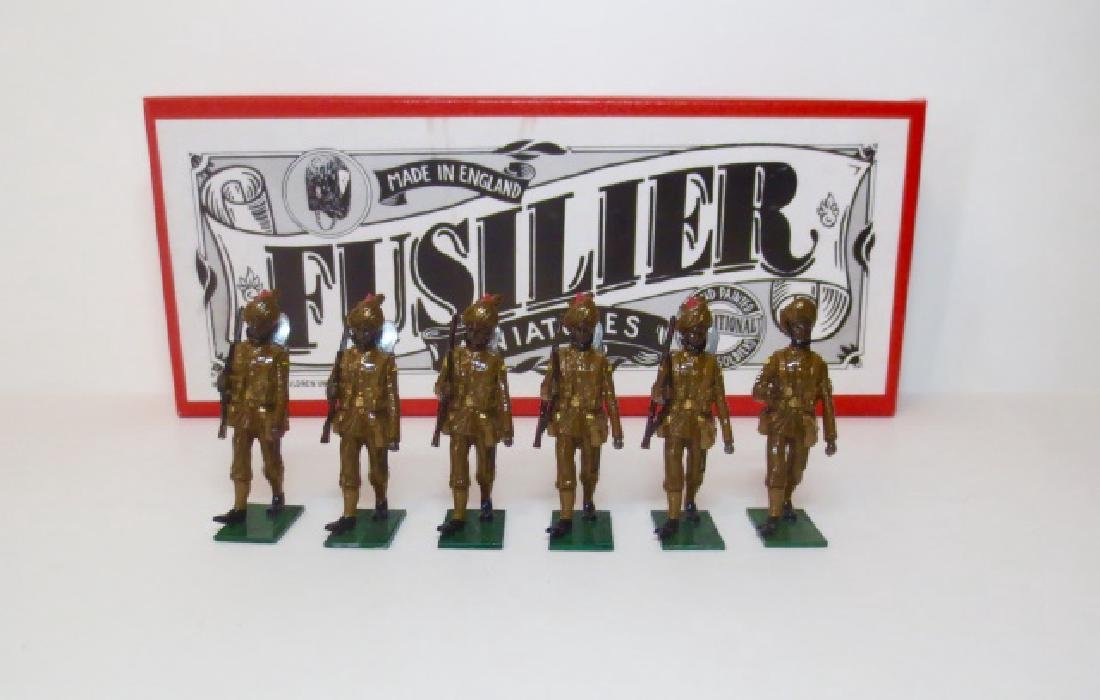 Fusilier WW1 Indian Infantry Marching Set