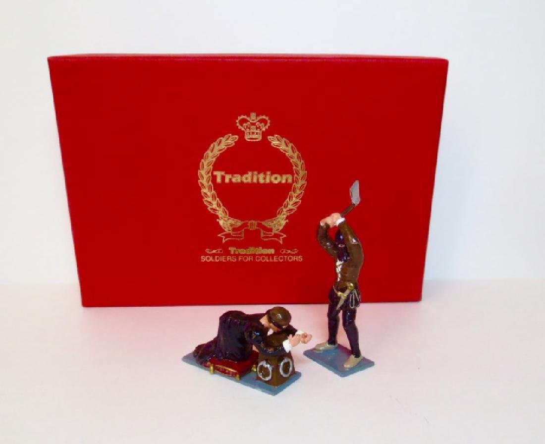 Tradition Lady Jane Grey and Executioner Set