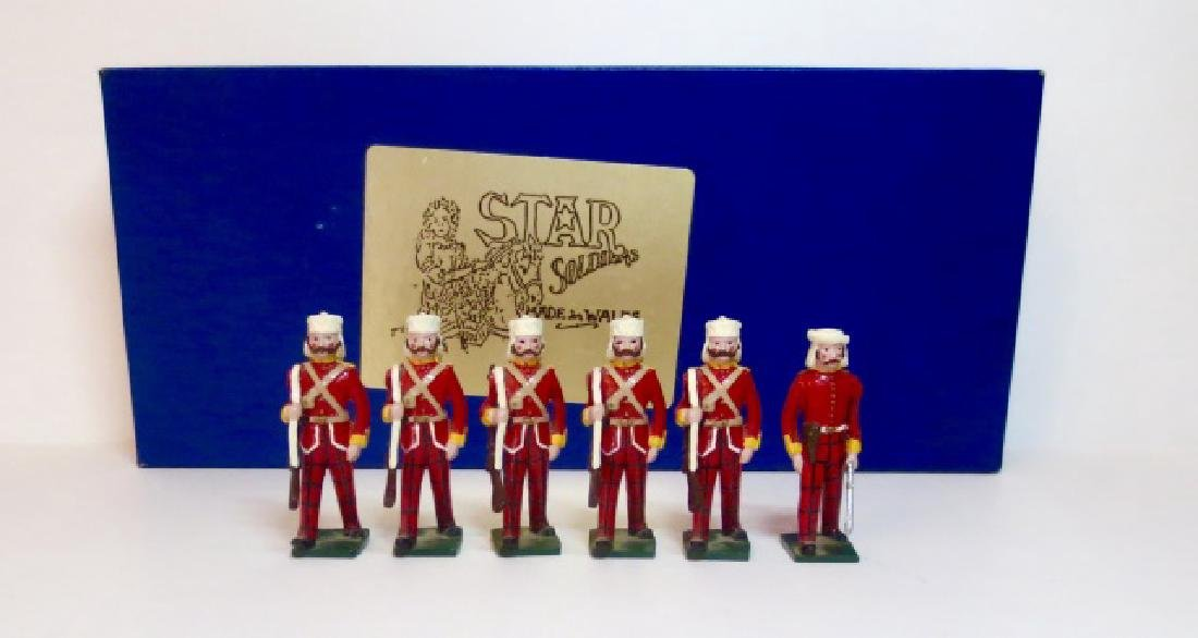 Star Soldiers Infantry Set #30
