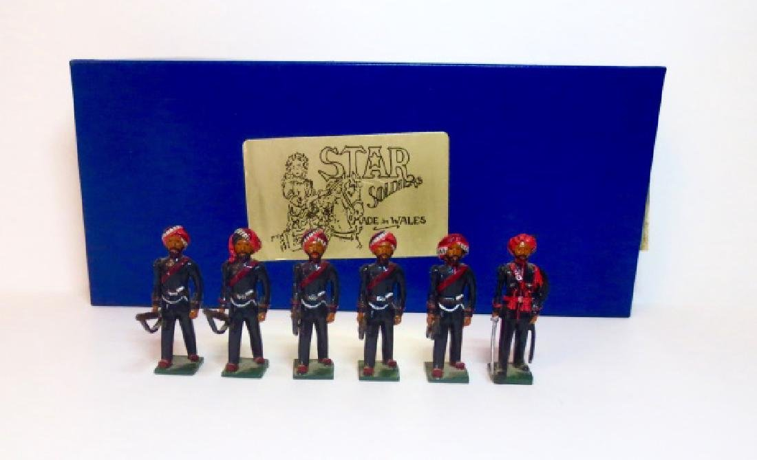 Star Soldiers Infantry Set