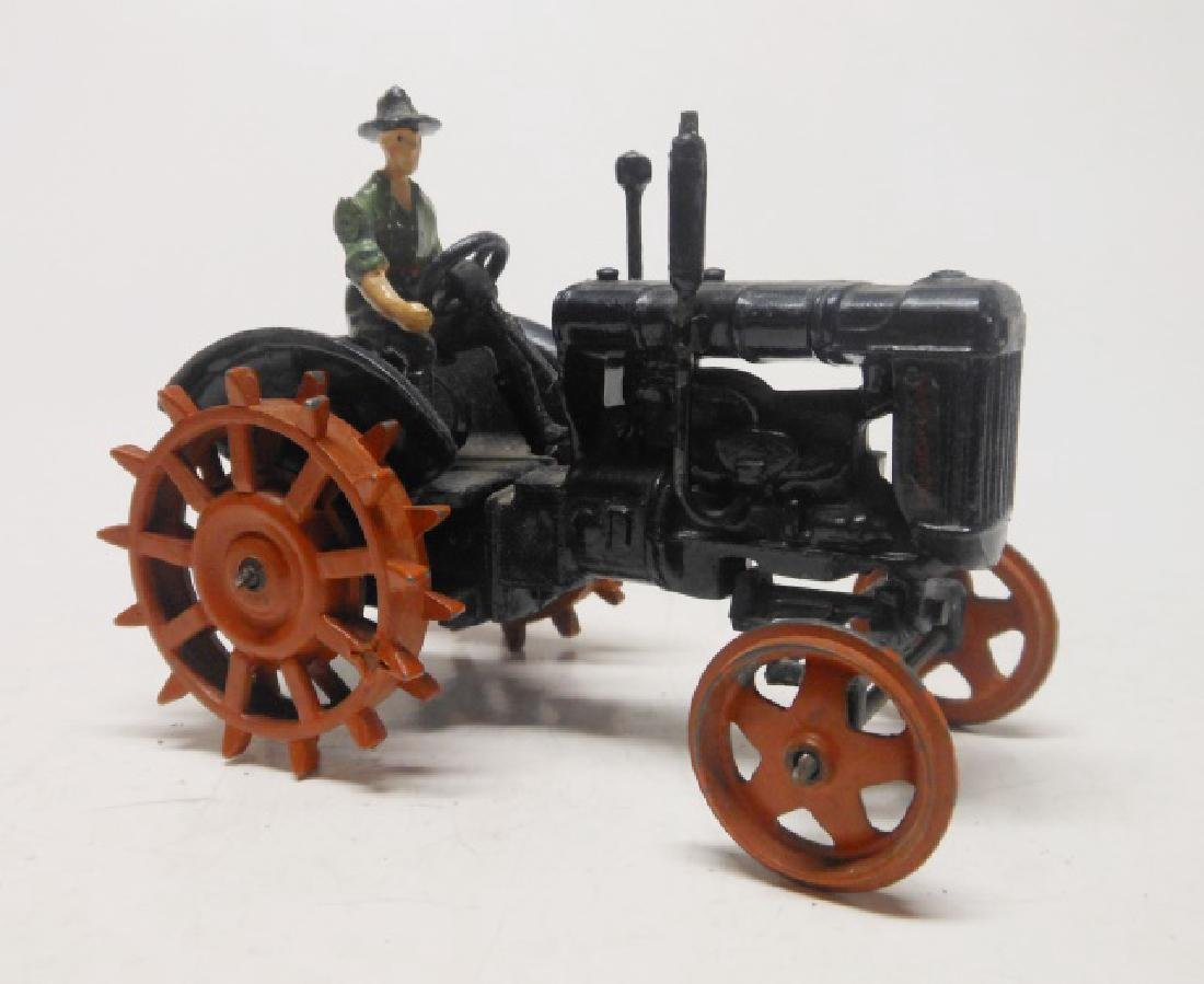 Britains Fordson Major Tractor Post War