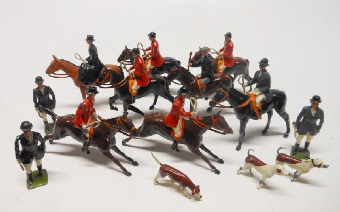 Britains Fox Hunting Series