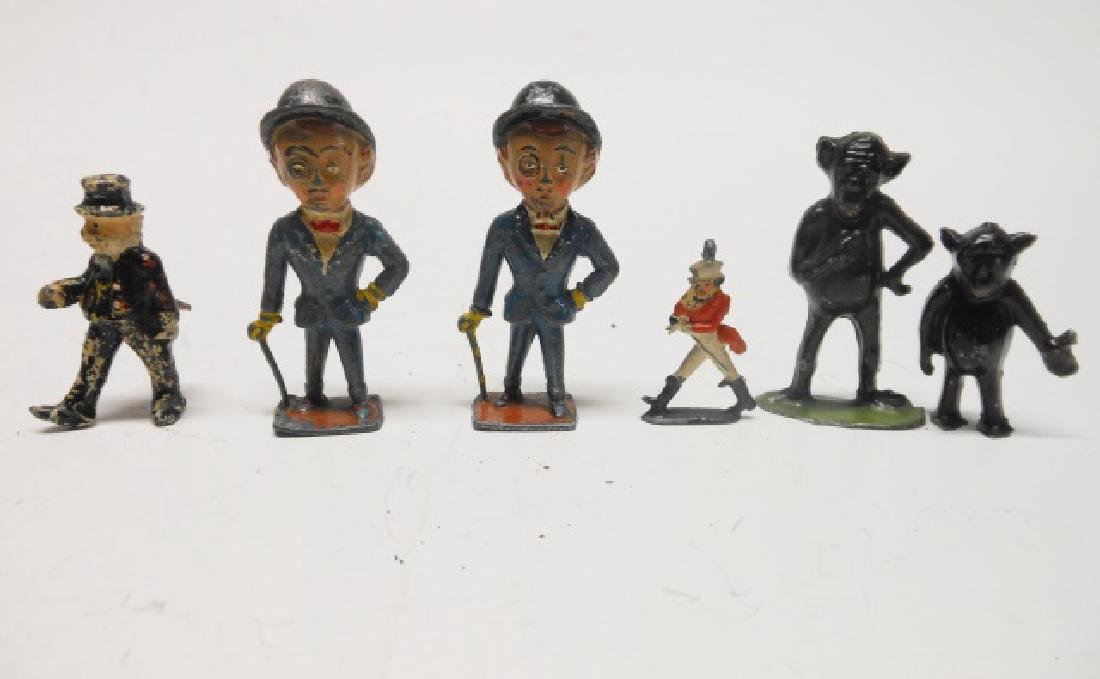 Britains and Unknown Manufacturer