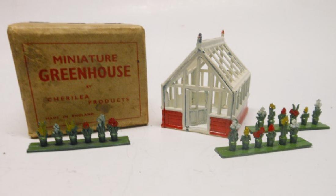 Cherilea Greenhouse with Original Box