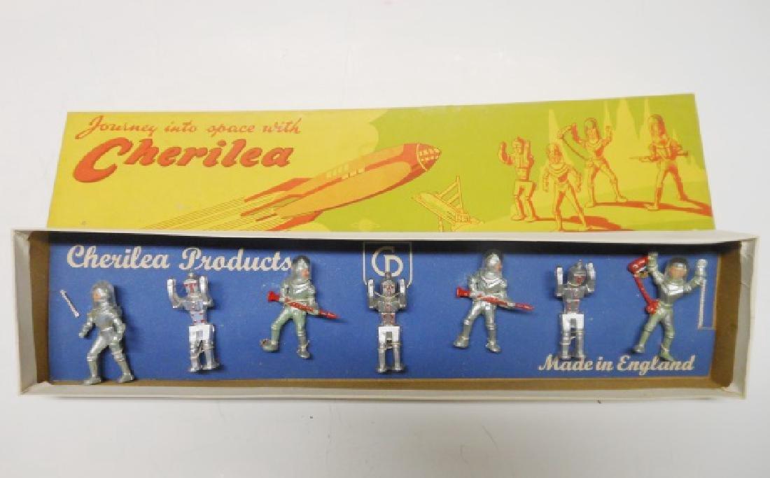 Cherilea Very RARE Space Set in Original Box