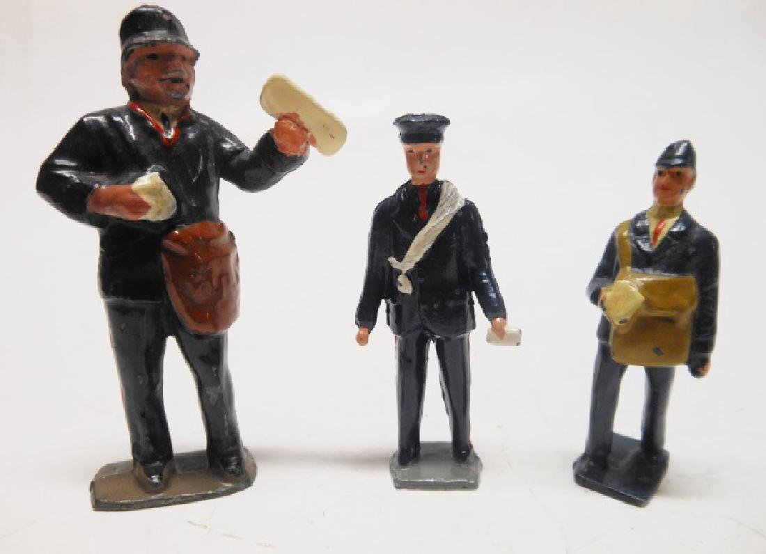 Charbens, Barrett and Son and Kew Postmen