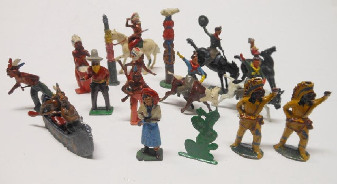 Cowboys and Indians Various Makers