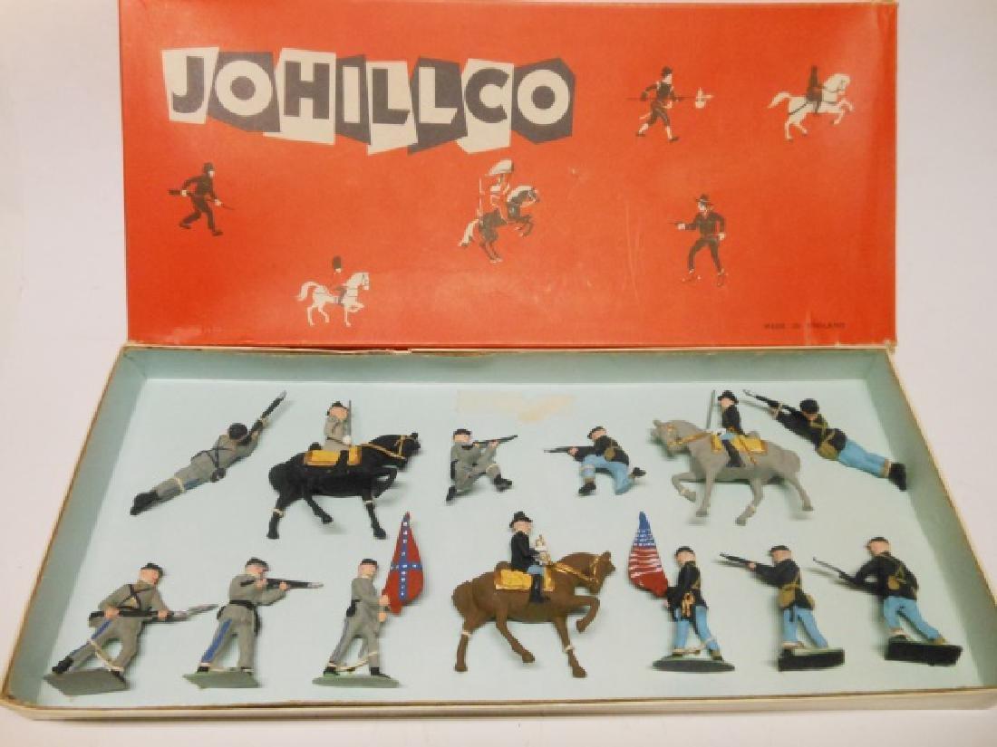 Johillco U.S. Civil War in Original Box