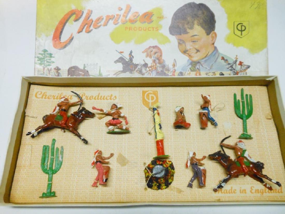 Cherilea Indian Display