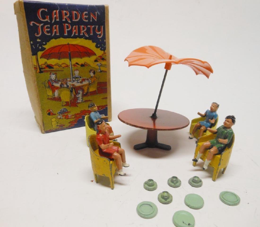 Crescent Children's Garden Tea Party