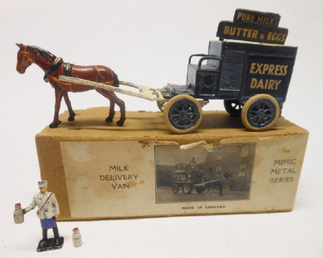 Charbens Exceptionally RARE Express Dairy