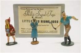 Segal, Phillip Little Red Riding Hood Set