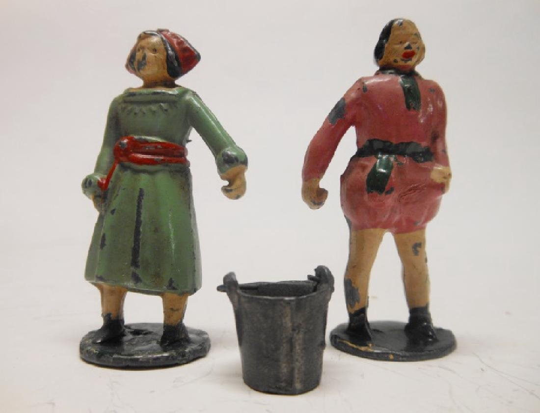 Segal Phillip Jack and Jill with Bucket
