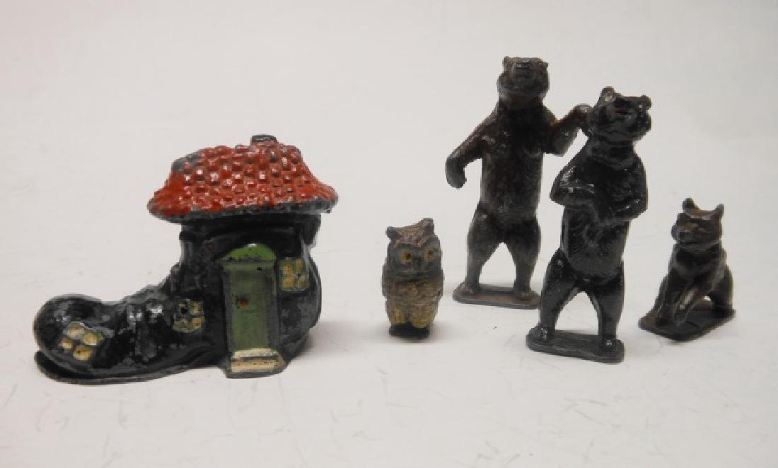 Various Nursery Rhyme Characters