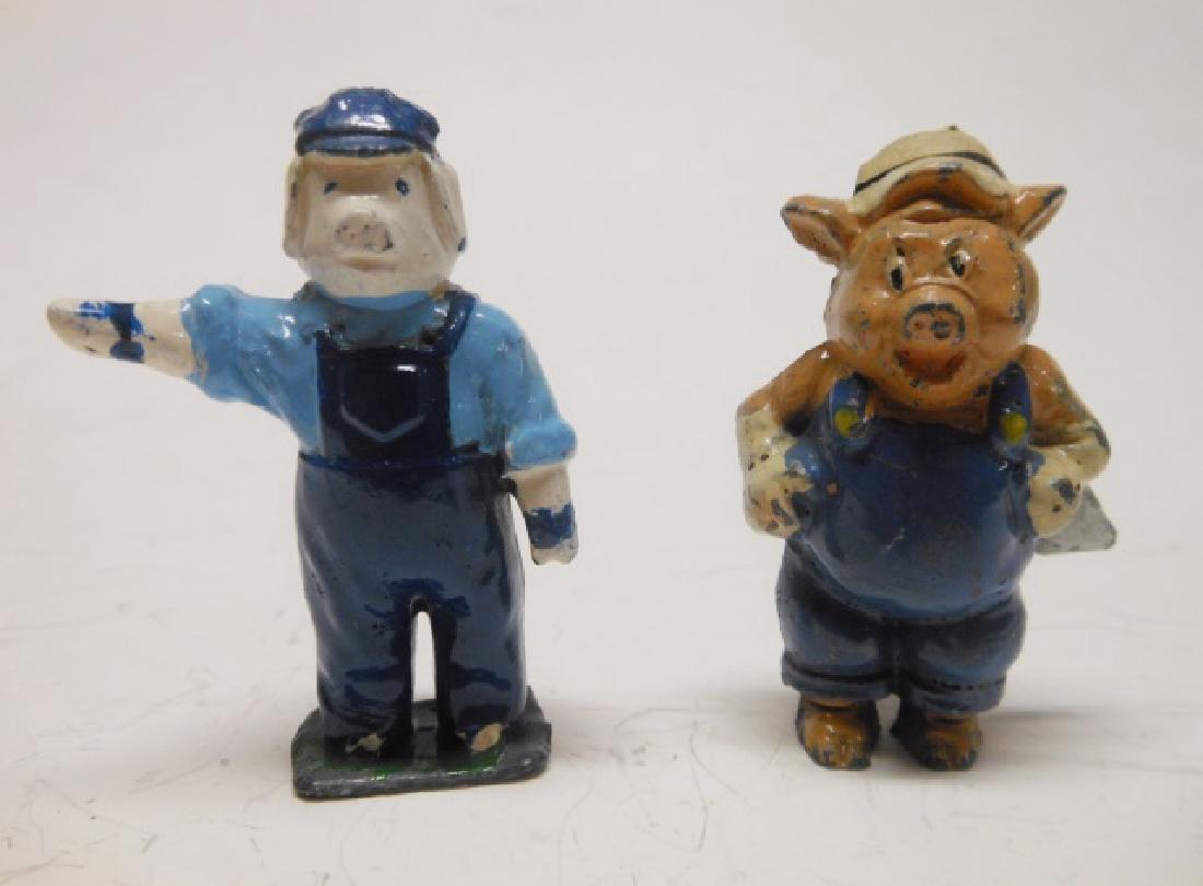 Timpo Obadiah Pig and Exella Pig