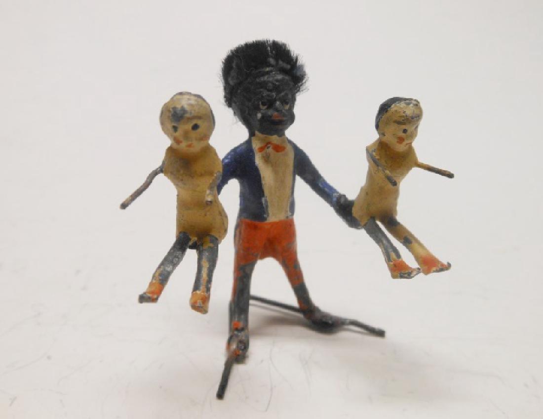 Heyde Exceptionally RARE Golliwog & Dutch Dolls