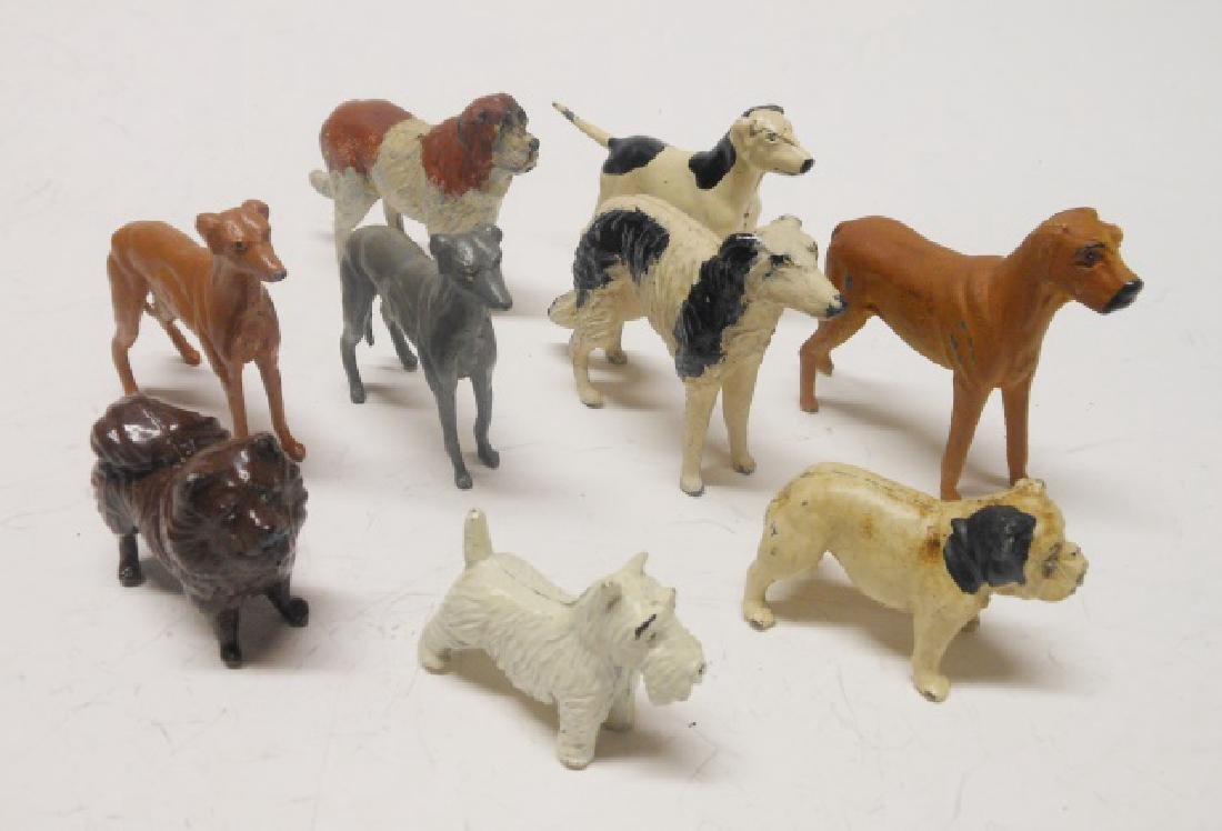 Timpo My Pets Dogs Series Unboxed.