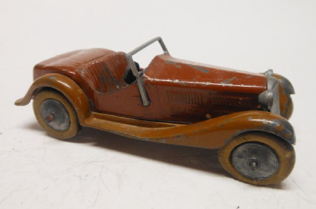 Britains Set #1398 Sports Model Open Two Seater