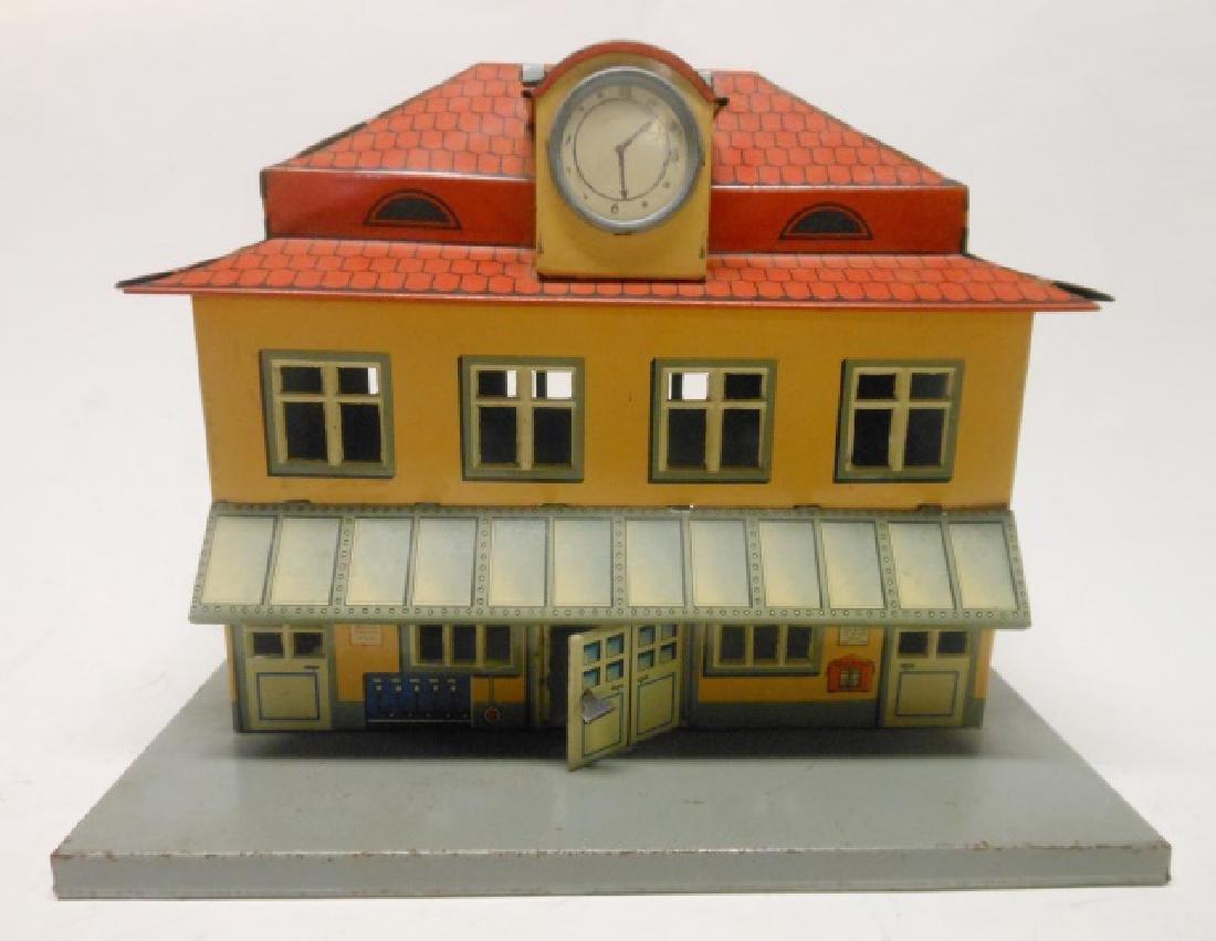 Tinplate Railway Station