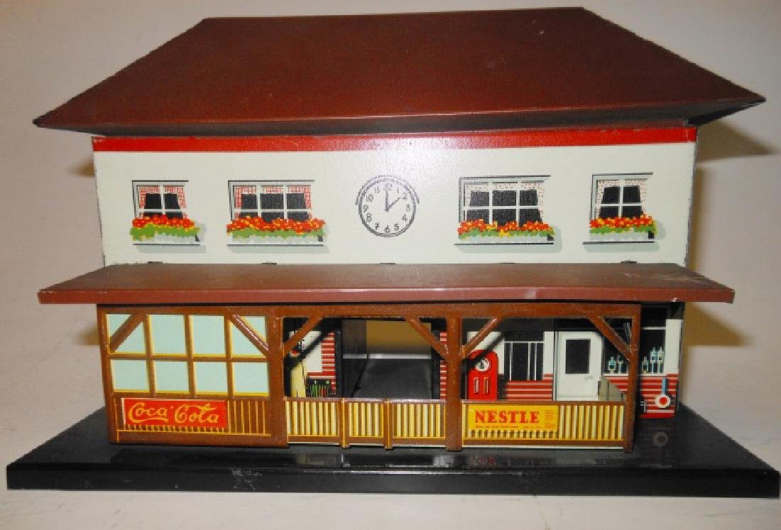Tinplate Railway Station