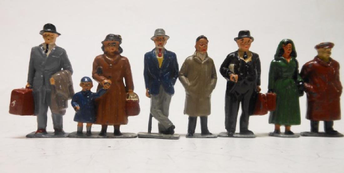 Timpo Railway Passengers